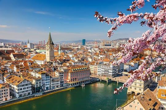 Prywatna wycieczka po mieście Best of Zurich