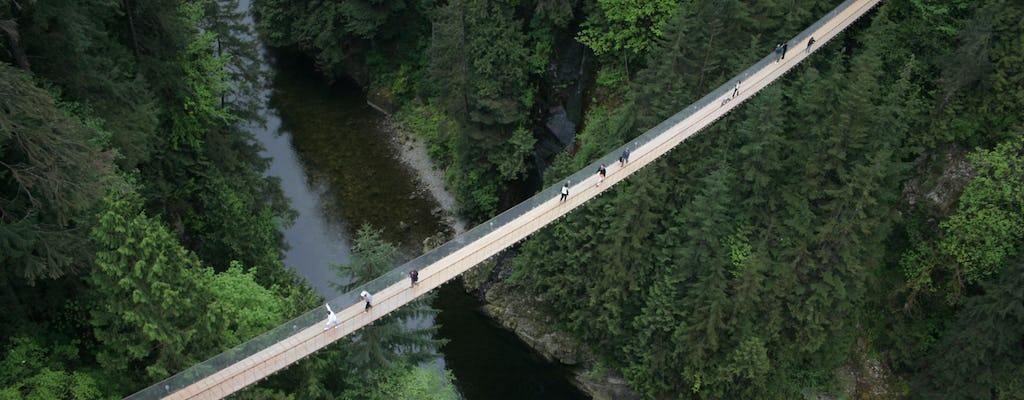 Tour privado de 6 horas por la ciudad de Vancouver