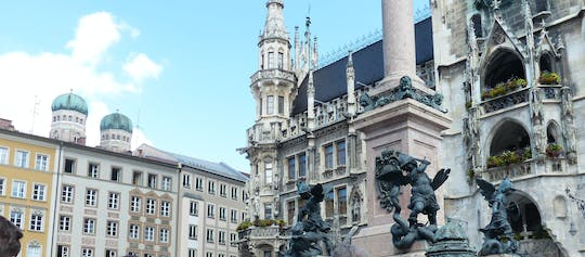 Munich guided city tour with true tall tales