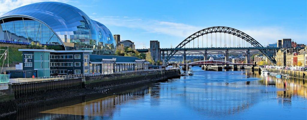 Un'introduzione al tour privato a piedi di Newcastle