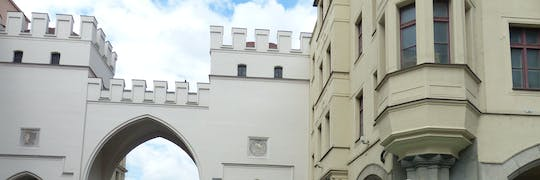 Guided city tour Munich with true tall tales to Stachus