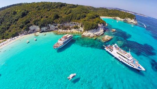 Kreuzfahrt nach Paxos, Antipaxos und Lakka ab Korfu