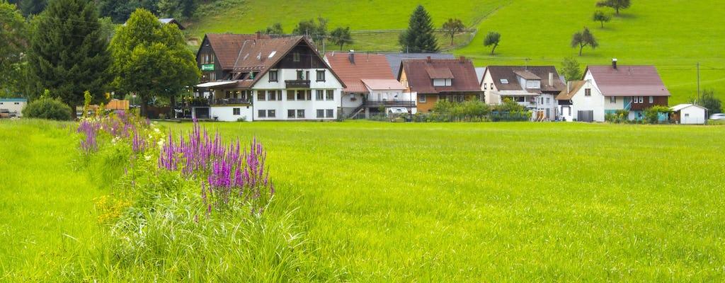 Escapada privada de un día completo a Baden Baden y la selva negra desde Estrasburgo