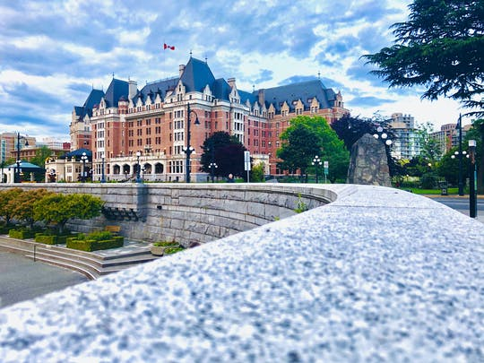 Private tour of Victoria from Vancouver