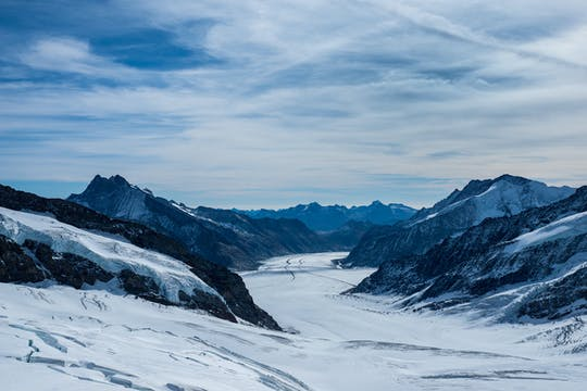 Tour to the Jungfraujoch, the top of Europe from Zürich