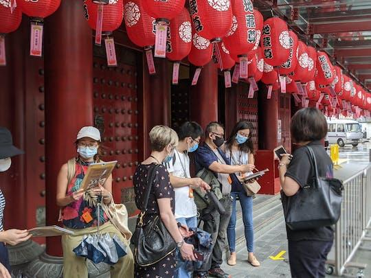 Meurtres de Chinatown - Visite de jeux d'évasion en plein air