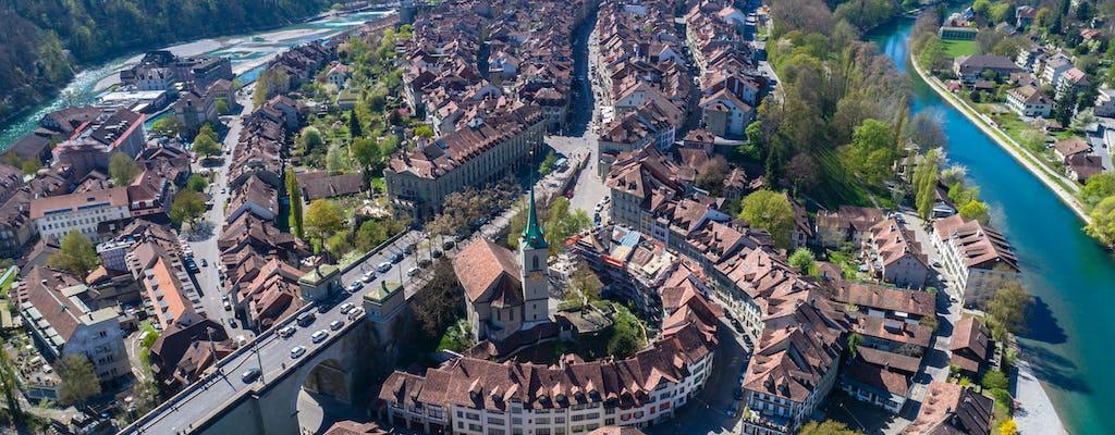 Excursão privada de um dia para Berna e para uma fazenda de queijo Emmental saindo de Zurique