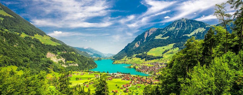 Privédagtocht naar het hart van de Berner Alpen vanuit Zürich