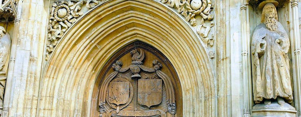 Scopri Bath medievale e traccia la sua storia nascosta in un tour audio autoguidato