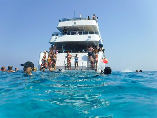 Ocean Blue rejs z Latchi