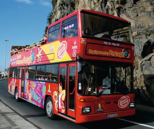 Stadtrundfahrt auf der Roten und Grünen Linie von Funchal