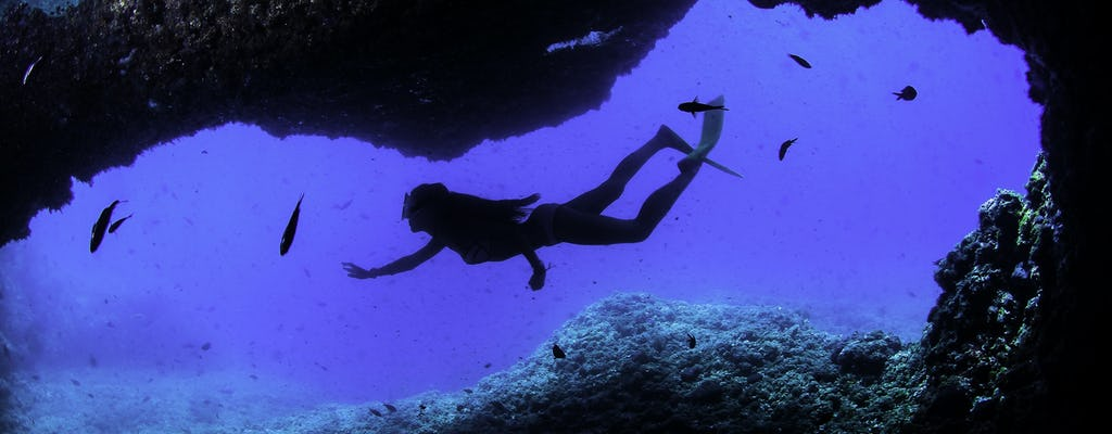 Jack Sparrow cave Jetski tour vanuit Alcudia