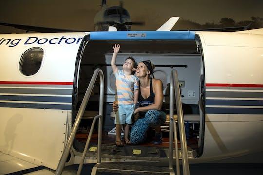 Bilet łączony do obiektu turystycznego RFDS i Muzeum Lotnictwa w Darwin
