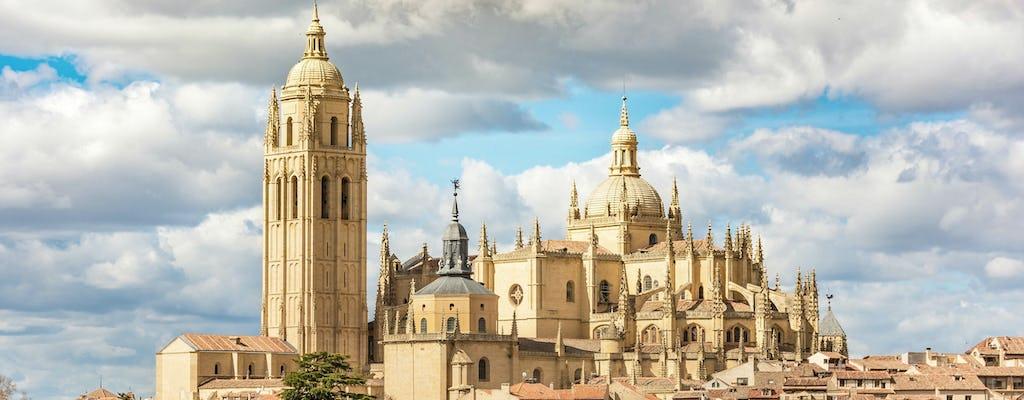 Biglietto d'ingresso alla Cattedrale di Segovia