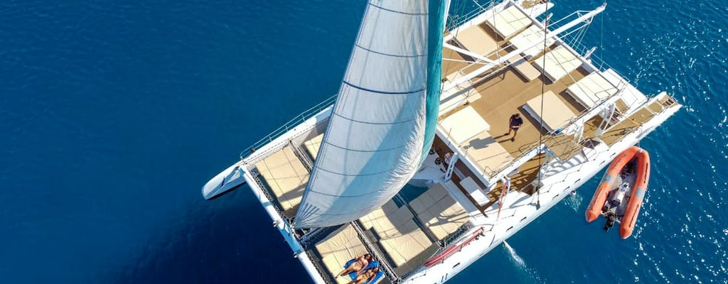 Relaxte Blue Lagoon Adults-only Catamaran Cruise