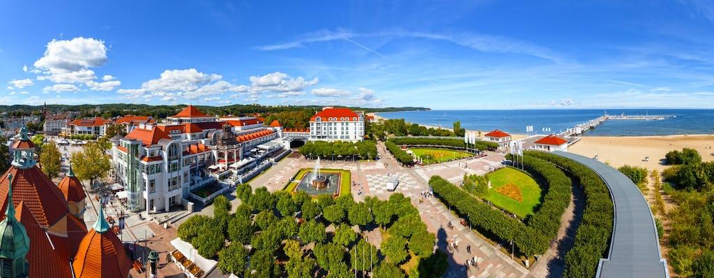 Hoogtepunten van Gdańsk, Gdynia en Sopot 1-daagse privétour