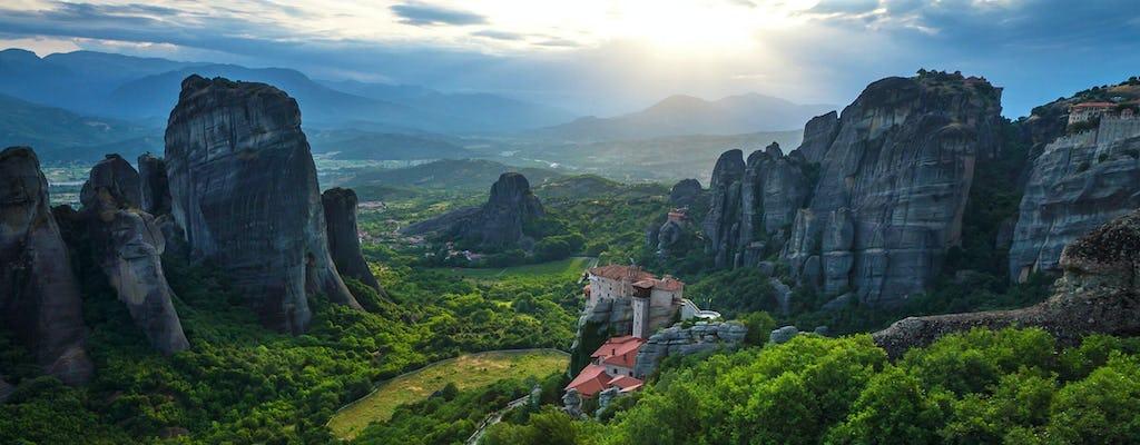 Giro turistico delle meraviglie di Meteora