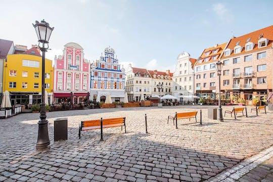 Достопримечательности Старого города Щецина частная пешеходная экскурсия