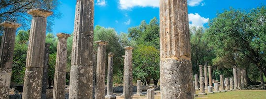 Ancient Olympia guided day tour
