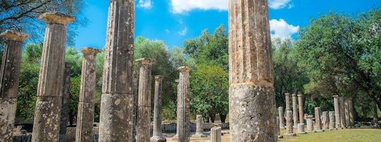 Excursão guiada de um dia em Olímpia Antiga