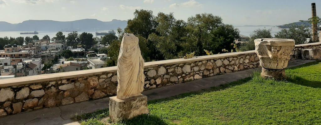 Visita guidata al mitico rapimento di Persefone