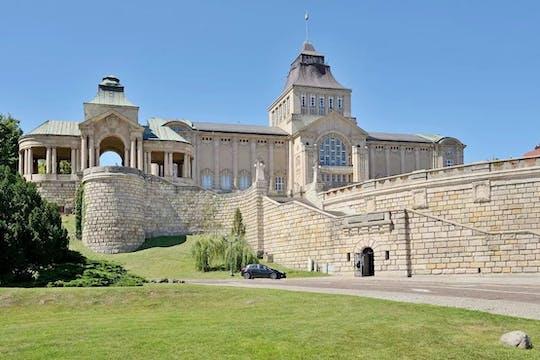Частная пешеходная экскурсия по замку Щецинских Поморских герцогов