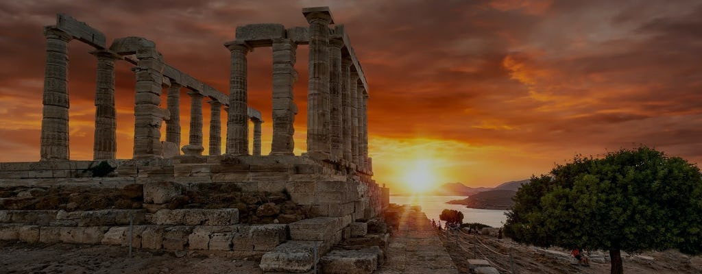 Astronomyths in Sounio guided half day tour