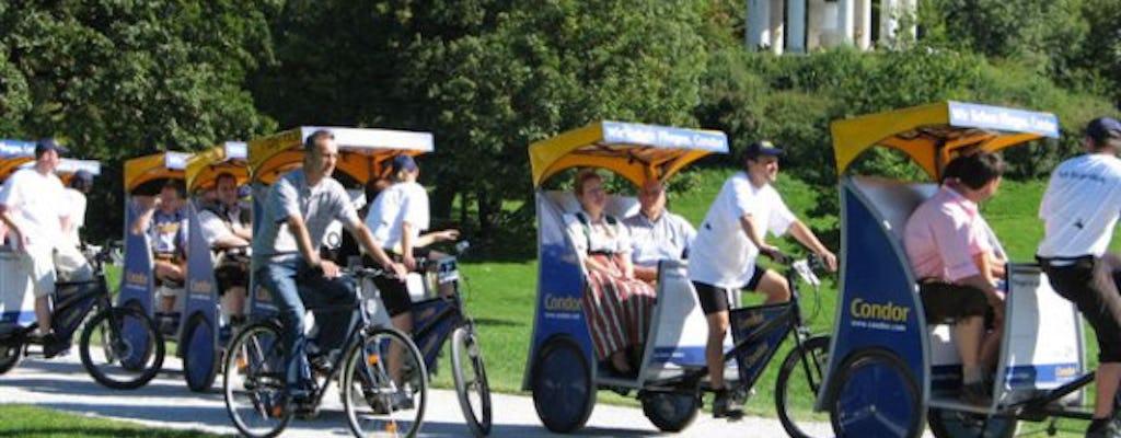 Экскурсия на электронной рикше с гидом по достопримечательностям Мюнхена