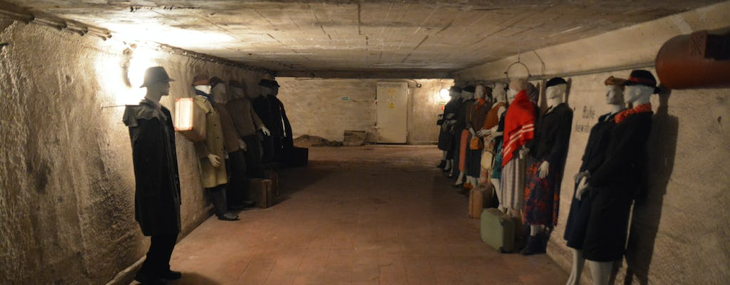 Underground Routes and Old Town private walking tour