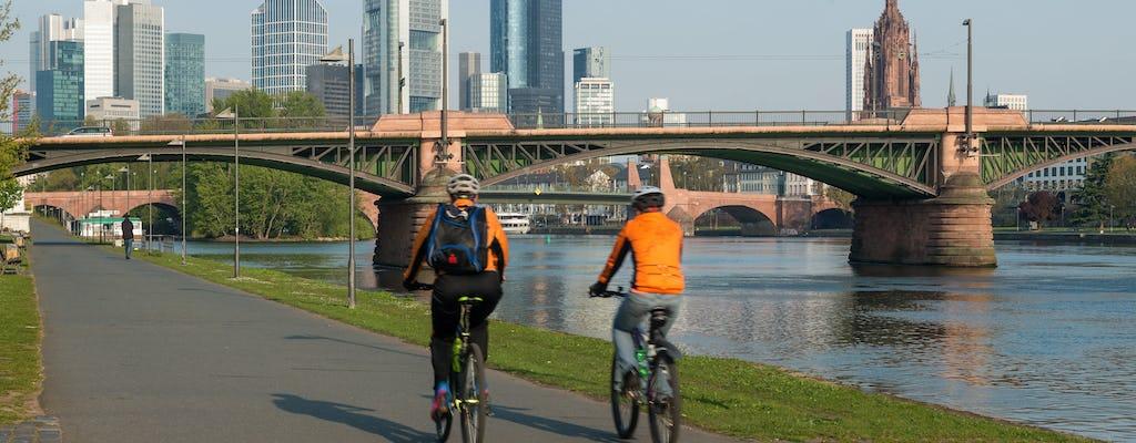 Frankfurt aluguel diário e semanal de bicicletas