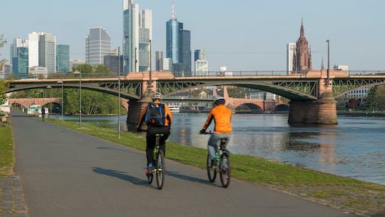 Frankfurt daily and weekly bike rental