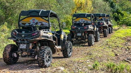 Halbtägige versteckte Algarve Buggy-Tour