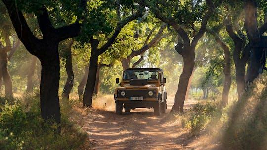 Private 4x4 Hidden Algarve Safari Half-Day Tour