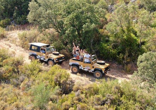 Private 4x4 Hidden Algarve Safari Full Day Tour