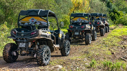 Half-Day Hidden Algarve Buggy Tour