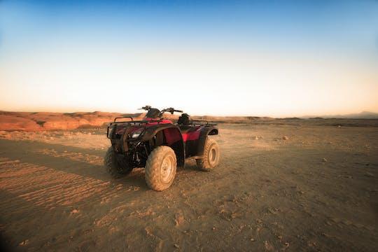 Kaartje voor quads in de Rode Duinen van Dubai