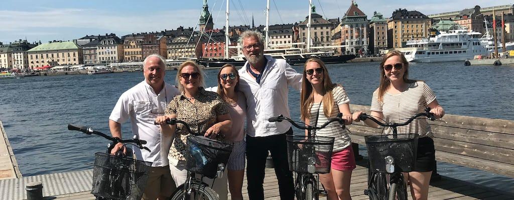 Scopri il meglio di Stoccolma con un tour in bici privato