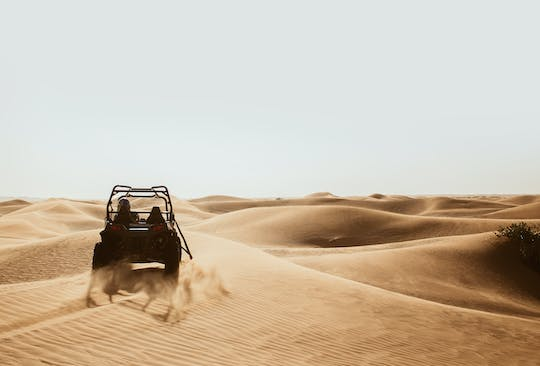 Dubai Red Dunes buggy ride tickets