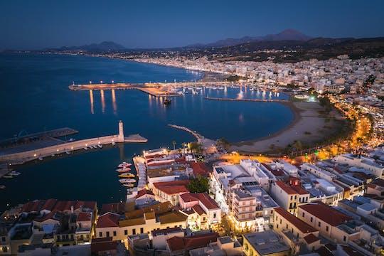 Cretan night and wine tasting from Rethymno