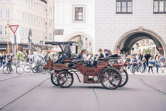 Il meglio del tour in carrozza elettrica di Monaco