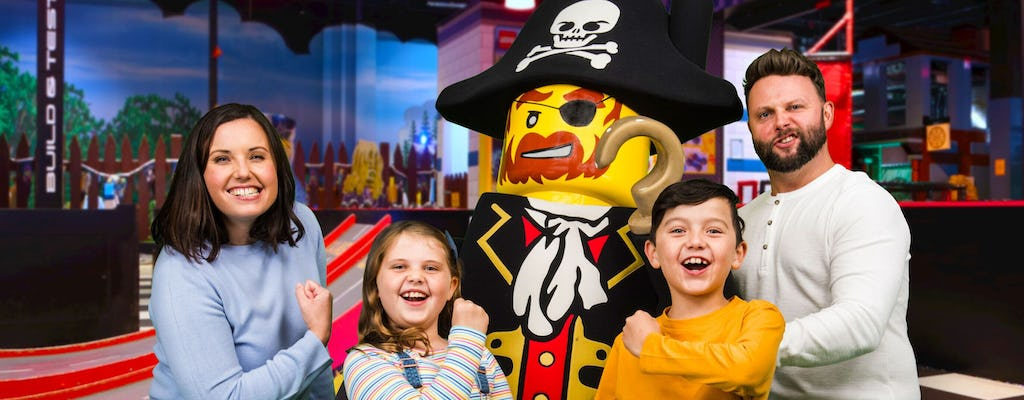 LEGOLAND®Discovery Center Westchester tickets