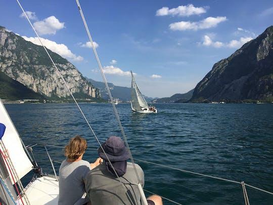 Całodniowe żeglarstwo na jeziorze Como