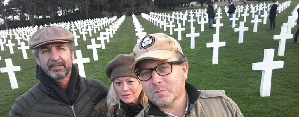 D-Day beaches guided tour from Bayeux