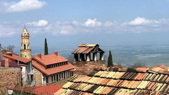 Prywatna wycieczka do klasztoru Davit-Gareji i Sighnaghi z Tbilisi