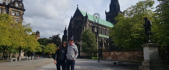 Recorrido a pie por el centro de la ciudad de Glasgow