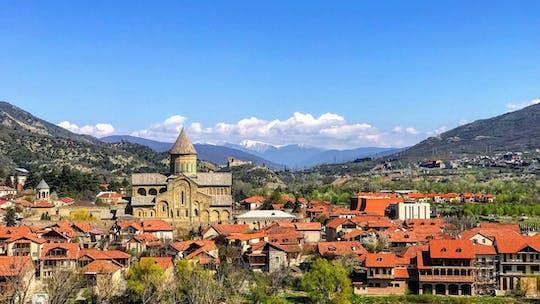 Prywatna wycieczka do Mcchety, Gori i Uplistsikhe z Tbilisi