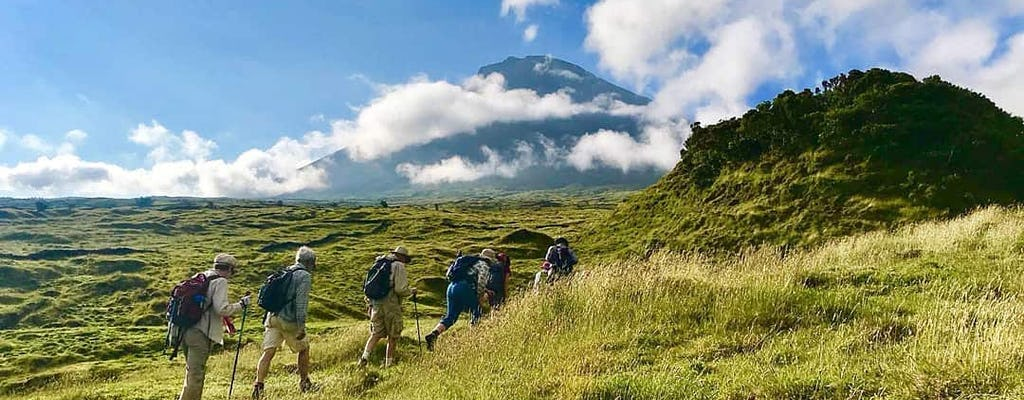 Halve dag Levada wandeling op Faial