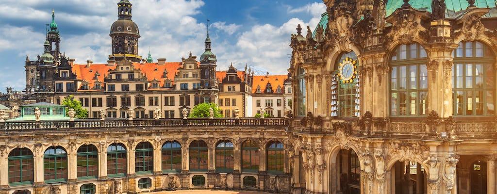 Excursão de dia inteiro para Dresden saindo de Wroclaw