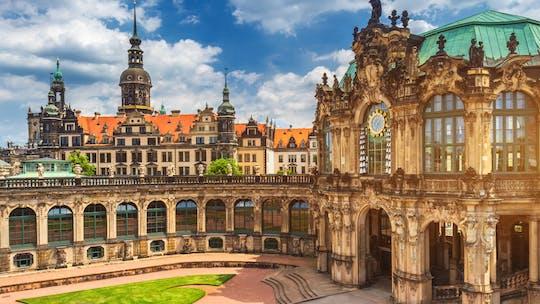 Tour di un'intera giornata a Dresda da Wroclaw