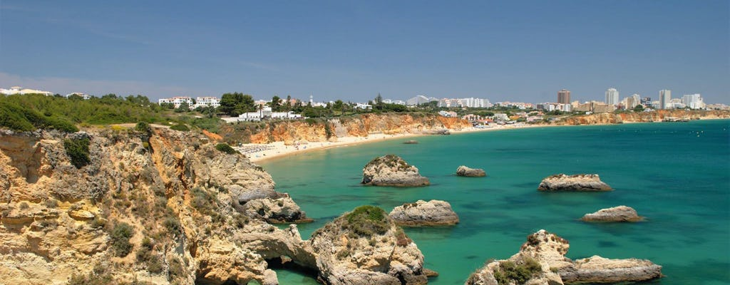 Alvor kayak and Stand-up Paddle experience from Portimão